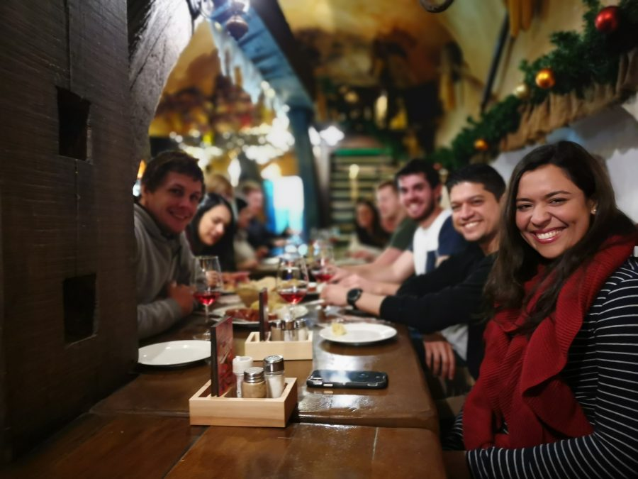 Food Tour – a different way to explore a city